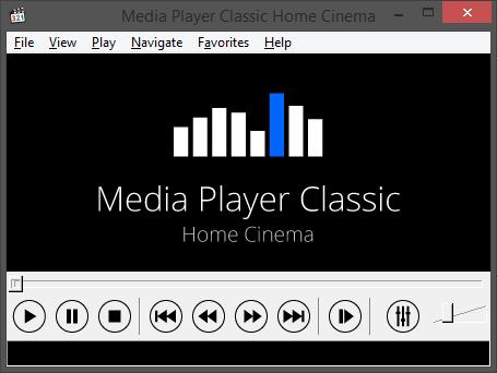 Resultado de imagen para Media Player Classic Home Cinema